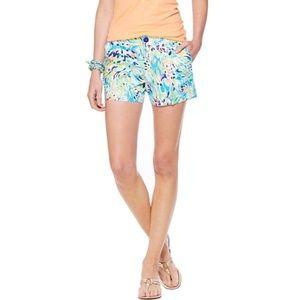 Lilly Pulitzer Sea Soirée Callahan Shorts